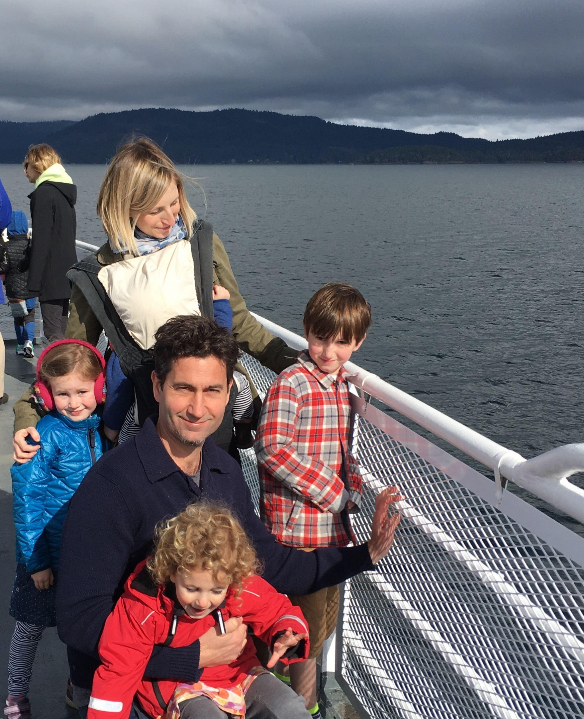 Day trip to Saltspring Island