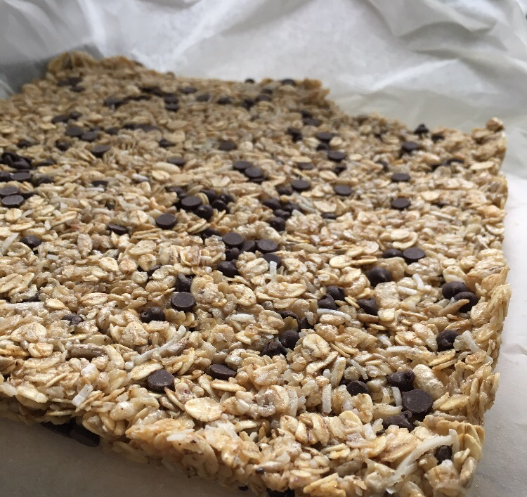 Smug and lazy recipes: granola / oat bars