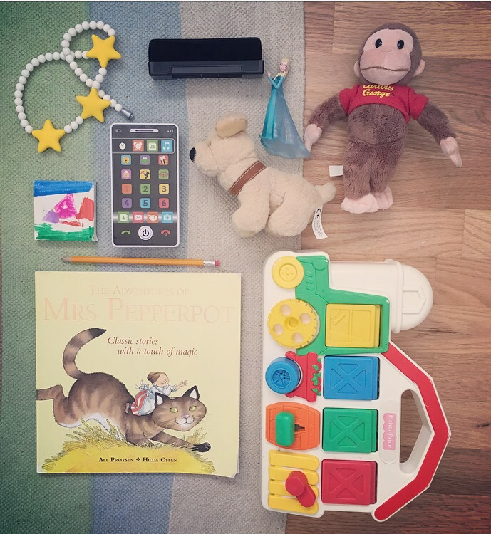 What's in my toddler's bed? Vol ii