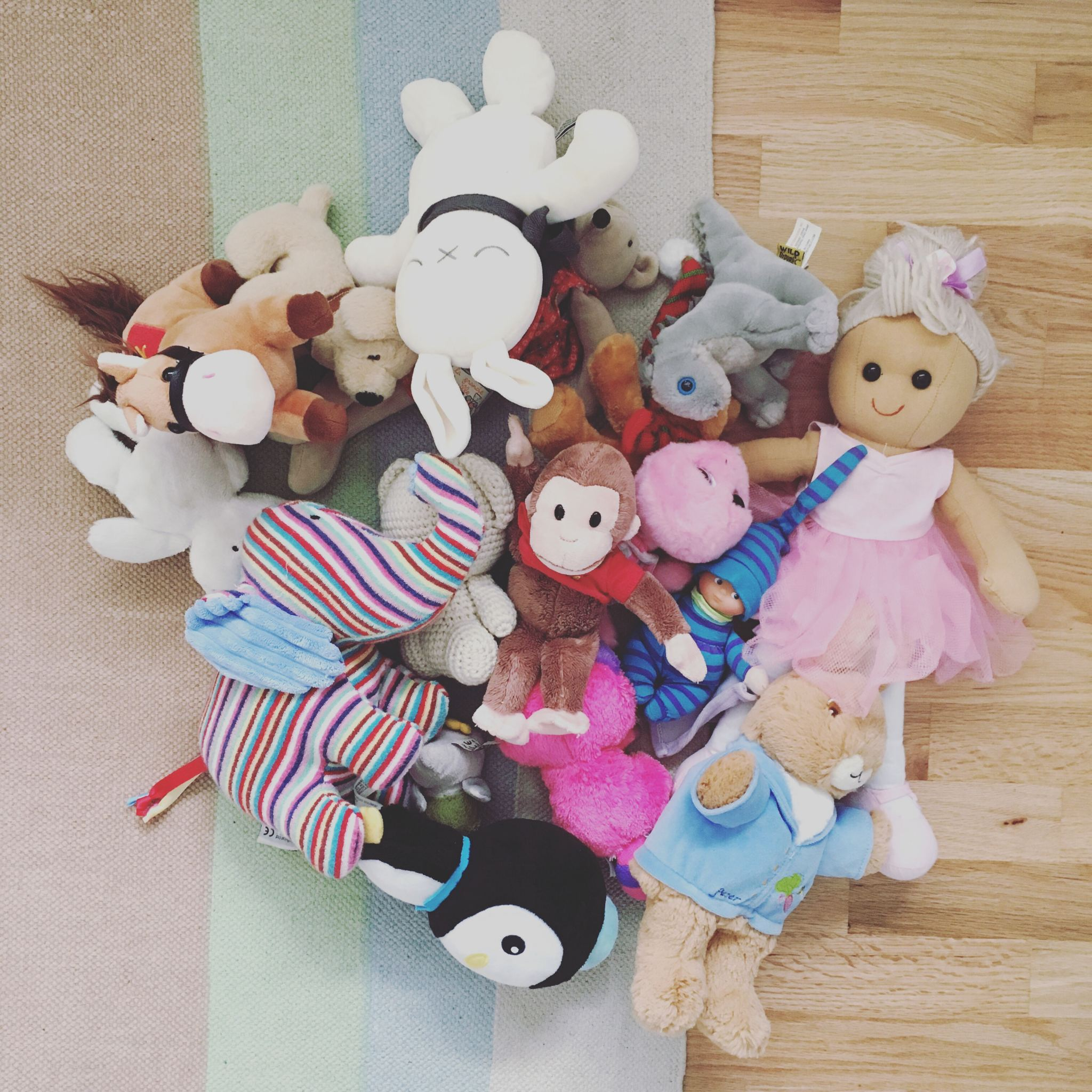 What's in my toddler's bed? Vol iii
