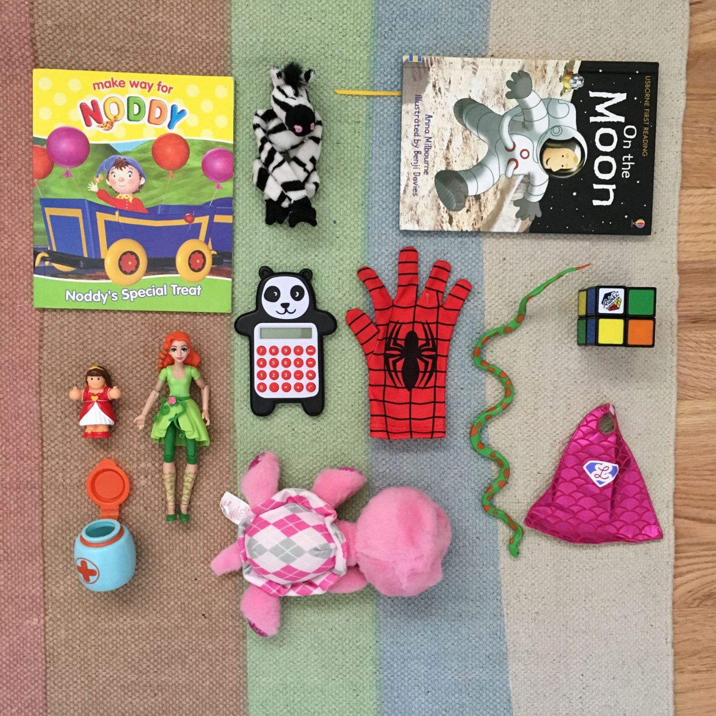 What's in my toddler's bed? Vol V