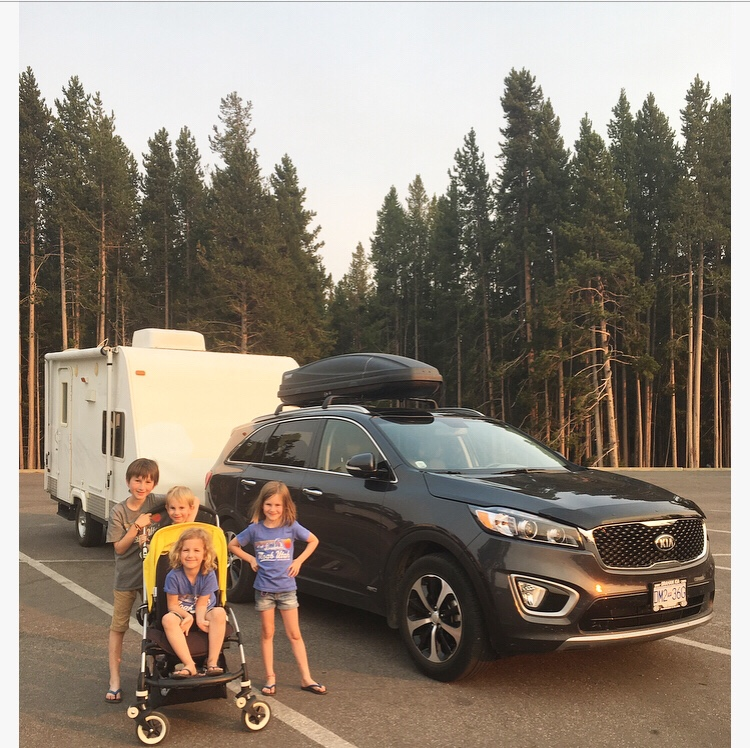 The tiny trailer goes to America: an update from Montana